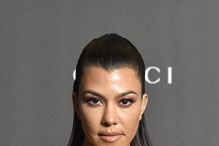 Kourtney Kardashian Called Out For Photoshop Fail