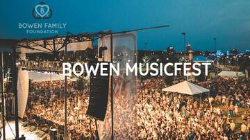 None - THE 21ST ANNUAL BOWEN MUSICFEST JUNE 2ND, 2019