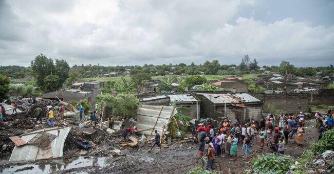 MOZAMBIQUE-DISASTER-LANDSLIDE