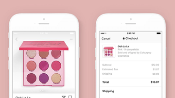 Brady - Instagram Rolls Out Direct Shopping Feature
