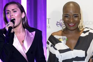 Miley Cyrus Pays Tearful Tribute To Late 'Voice' Star Janice Freeman