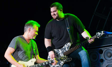 Rock News - Wolfgang Van Halen Takes On Trolls Over Van Halen Song Dedicated To Him