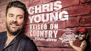 None - Chris Young at KeyBank Pavilion