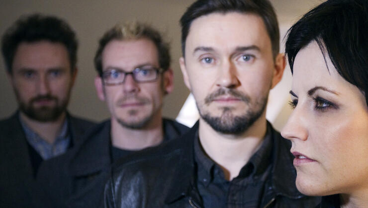 The Cranberries Release Their Final Album 'In The End'