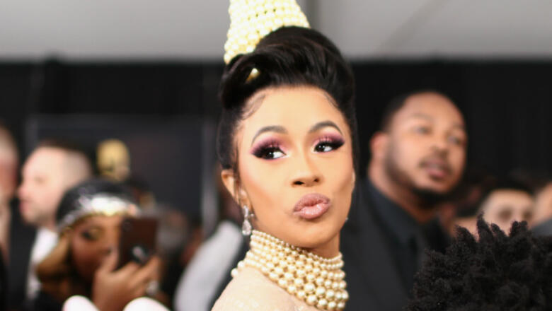 Cardi B Will Make Her Movie Debut As A Stripper In Film With Jennifer Lopez