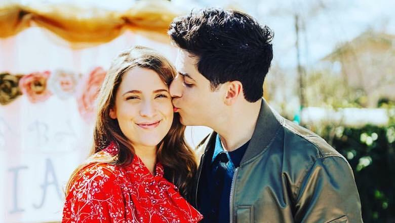 'Wizards Of Waverly Place' Alum David Henrie & Wife Welcome First Child!