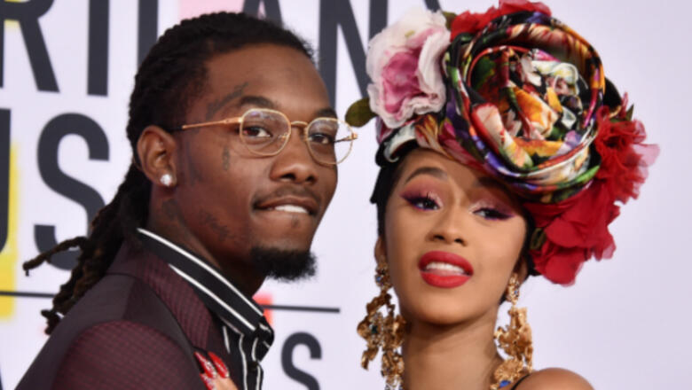 Offset Shows Off 'Beautiful Baby Girl' Kulture In New Video