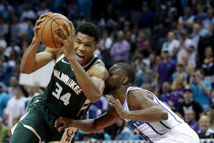Bucks fans continue to humble Giannis