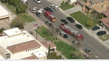 Qui West - Students Exposed To Pepper Spray At Moreno Valley Middle School!