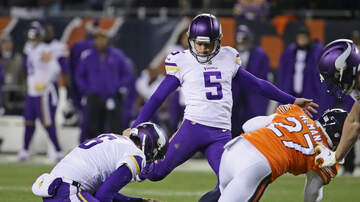 Vikings - Vikings sign K Dan Bailey to one-year deal | KFAN 100.3 FM