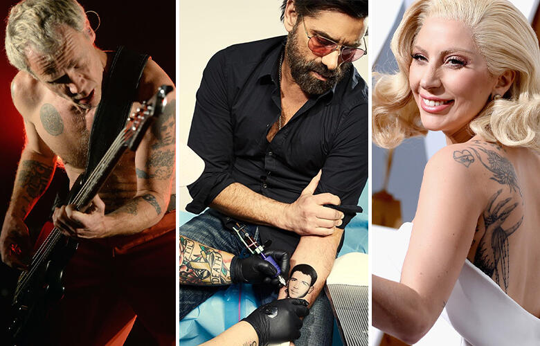 The Stanning Is Real: 22 Celebrities With Celebrity Tattoos