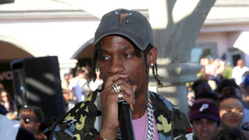 Crystal Rosas - Travis Scott Releasing Clothing Collection With Michael Jordan