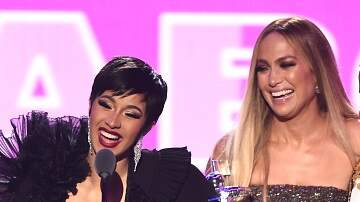 EJ - Cardi B Is Making Her Big Screen Debut as a Stripper in New Film With J. Lo