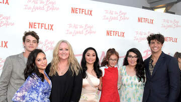 Ryan Seacrest - 'To All The Boys I've Loved Before' Sequel Has Started Filming