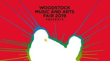 Courtney and KISS in the Morning - The Lineup For Woodstock 50 Is Here