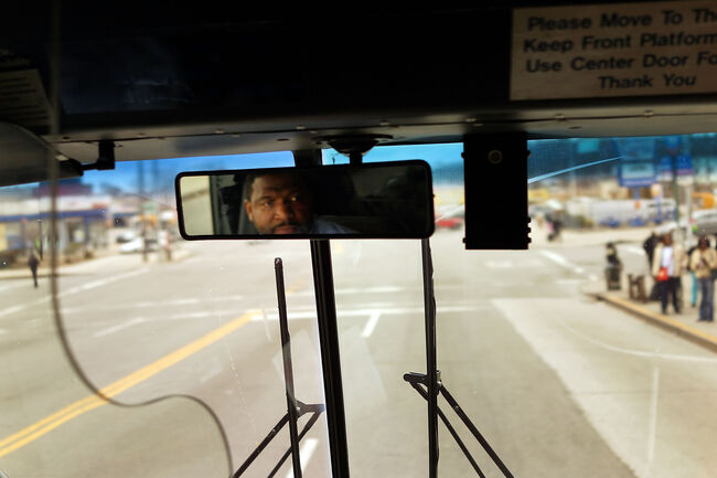 City Bus Route Cutting Through Large Swath Of Brooklyn Is City's Most Dangerous Bus Route
