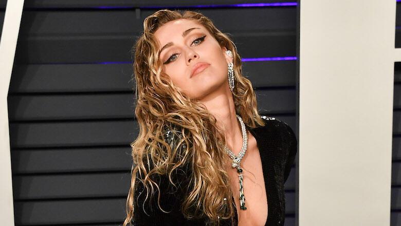 Miley Cyrus Looks Ready To Party As Woodstock Headliner In Nude Instagram  American -7580