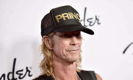 Martha Quinn - Guns N' Roses' Duff McKagan Turns His Weakness Into Strengths
