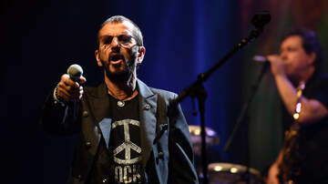 Ken Dashow - Ringo Starr Is Recording A New Album