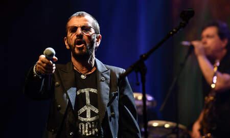 Rock News - Ringo Starr Is Recording A New Album