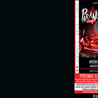 Win Tickets to Paranormal Circus at Hank Aaron!