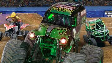 None - Monster Jam @ US Bank Arena