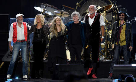 Rock News - Fleetwood Mac Tour Expected To Gross $100 Million