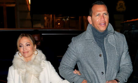 Trending - Jennifer Lopez Speaks On Her Engagement To A-Rod For The First Time