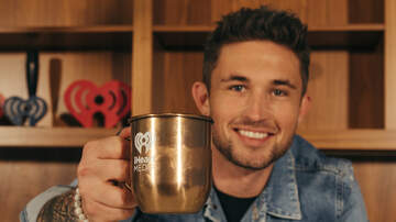 iHeartCountry - Michael Ray Teaches How to Make His Own Signature Cocktails (VIDEO)