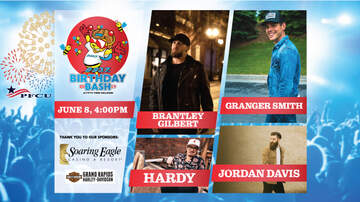 Conrad - The B-93 Birthday Bash 2019 @ Fifth Third Ballpark