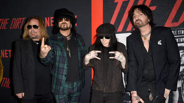Music News - Nikki Sixx Says Mötley Crüe Refused to Whitewash Its Story For 'The Dirt'