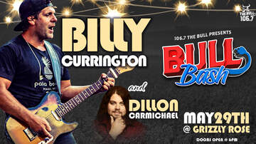 106.7 Bull Bash - Bull Bash 6 featuring Billy Currington