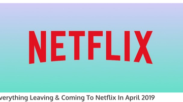 Gone Viral - Everything Coming & Going From Netflix In April