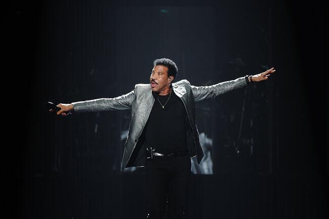 Lionel Richie In Concert - New York, New York