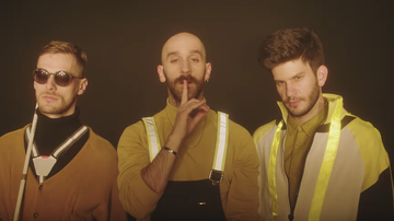 Trending - X Ambassadors Show Resilience In 'Boom' Video: Watch