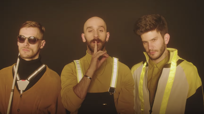 X Ambassadors Show Resilience In 'Boom' Video: Watch