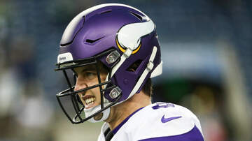 Vikings - Former Vikings QB signs with Jets as Sam Darnold's backup | KFAN