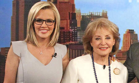 Music News - Jenny McCarthy Claims Barbara Walters Made Her 'Miserable' On 'The View'