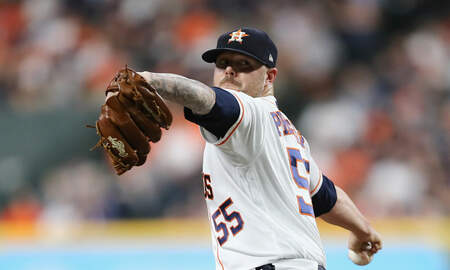None - Astros Extend Pressly's Contract