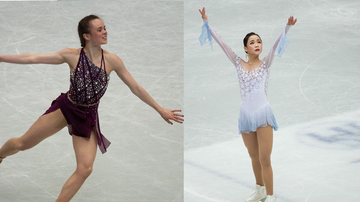 Sports Top Stories - U.S. Figure Skater Mariah Bell Accused of Cutting South Korean Rival