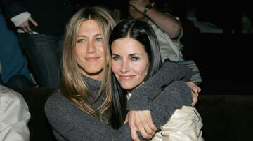 What We Talked About - Courteney Cox Visits The 'Friends' Apartment In NYC: 'Miss Those Days'