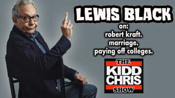 The KiddChris Show - Lewis Black on The KiddChris Show