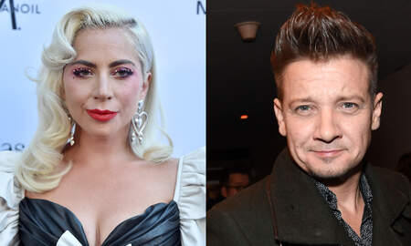 Entertainment News - Is Lady Gaga Dating Jeremy Renner?