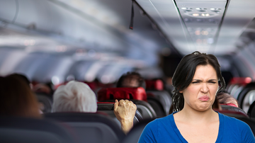 Trending - Plane Passengers Shamed For Gross Behavior