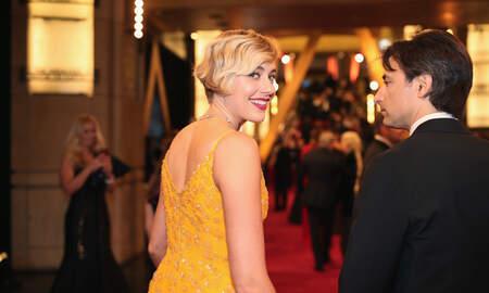 Amanda McGraw - Sacramento native, Oscar-nominated Greta Gerwig is a new mom!