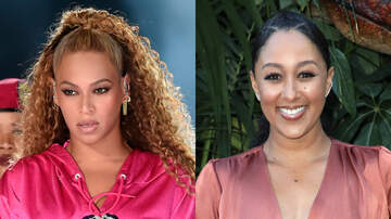 Entertainment - Beyoncé Fans Are Attacking Tamera Mowry For Saying She Flirted With JAY-Z