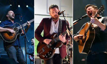 Trending - Kings Of Leon, Mumford & Sons, And Dave Matthews Band To Headline KAABOO