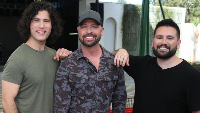 St. Augustine Leaves Cody And Dan + Shay 'Speechless'