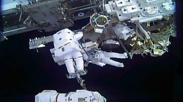 Rick O'Bryan - So COOL To Watch The Spacewalk