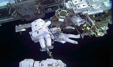 Rick O'Bryan - So COOL To Watch The Spacewalk